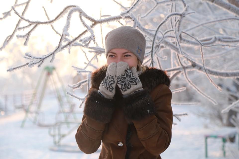 В Перми ожидаются снегопады и изморозь.