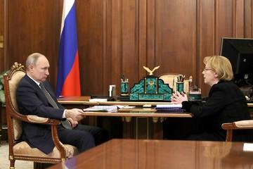 Путину рассказали о вакцине будущего, которая защитит от коронавируса на 13-17 лет