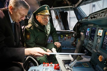 Первым делом самолеты: Шойгу поставил очередную задачу авиастроителям
