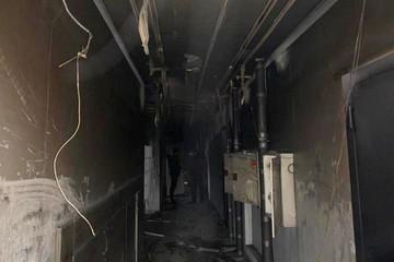 «Когда детей выносили, они еще дышали»: главный очевидец пожара во Владивостоке рассказал, как все было