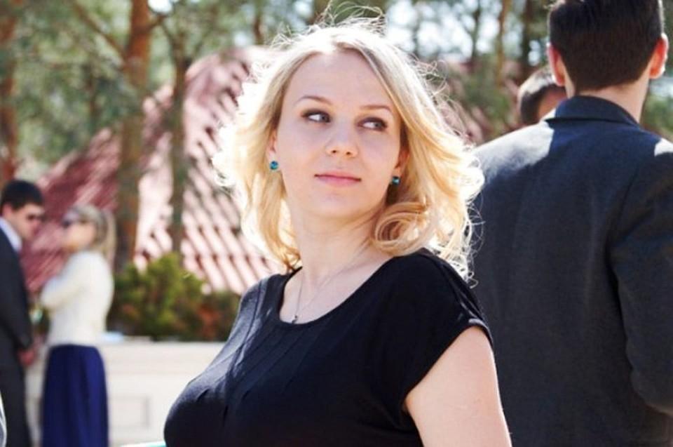 Елене Мачкалян было всего 27 лет. Фото из семейного архива