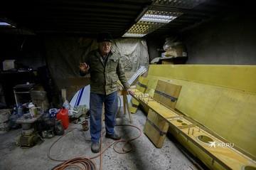 Мотор от «Субару», крылья из металла: в Екатеринбурге пенсионер строит у себя дома самолет