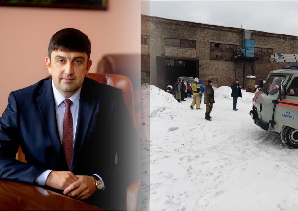 Максим Пекарский пообещал помочь детям погибшего