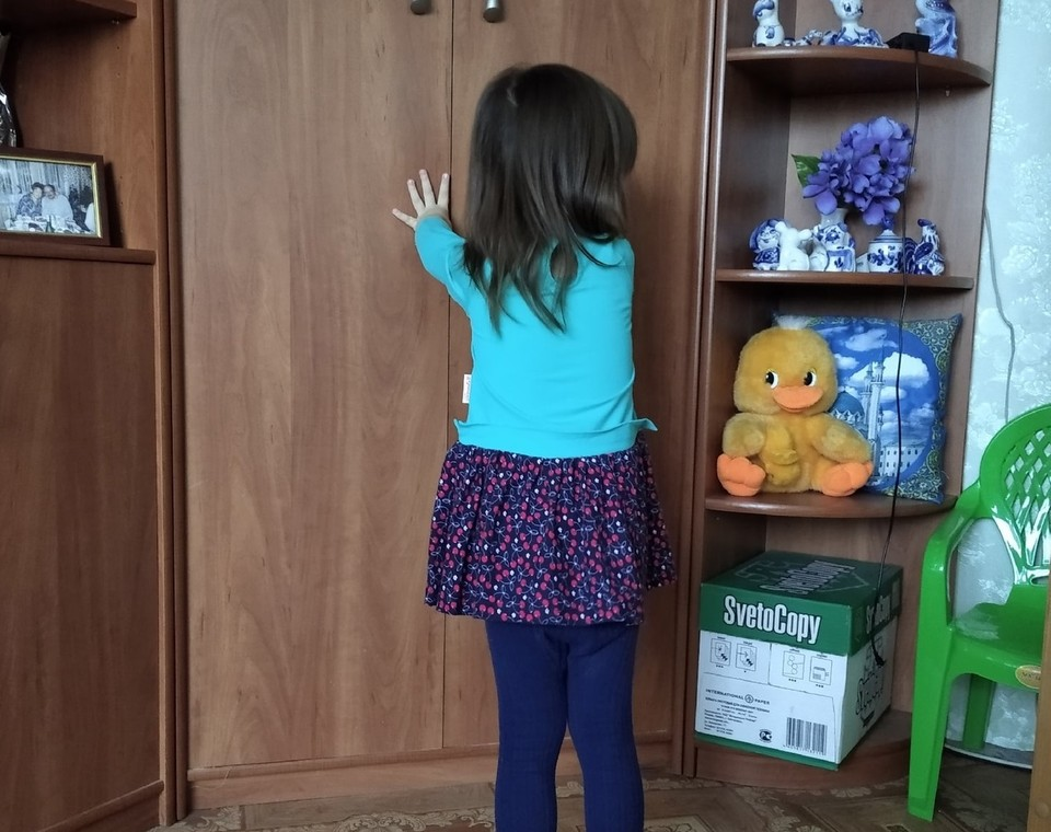 Во Владимирской области шкаф насмерть придавил годовалую девочку