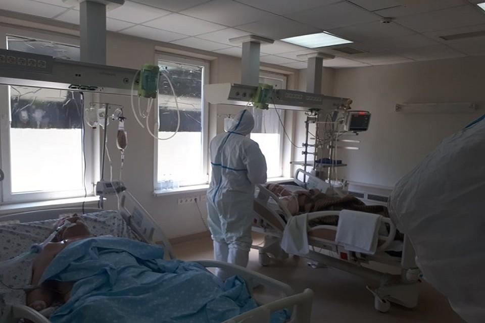 В молдавских больницах по-прежнему сохраняется критическая ситуация.