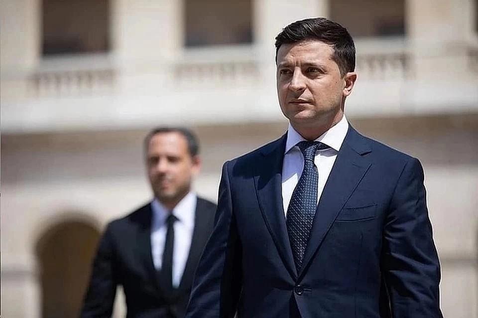 Владимир Зеленский стал президентом Украины в 2019 году, а Крым вошел в состав России - в 2014. Фото: официальная страница Владимира Зеленского