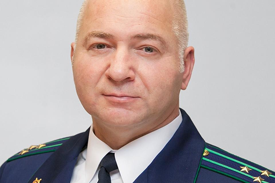 Председателем СК назначен Дмитрий Гора. Фото: Генпрокуратура Беларуси