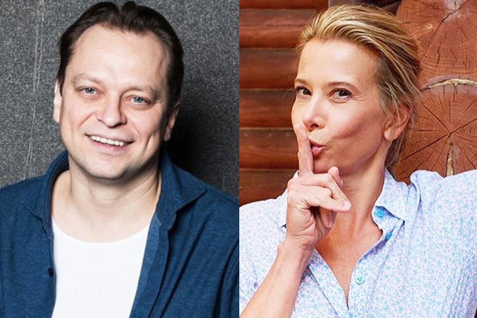 Белорусский актер Анатолий Кот рассказал о браке с Юлией Высоцкой: «Предложение она сделала мне прямо в гримерке».