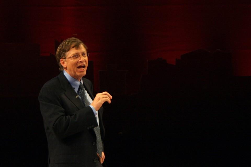 Билл Гейтс посоветовал молодежи уделять внимание проблеме изменения климата.