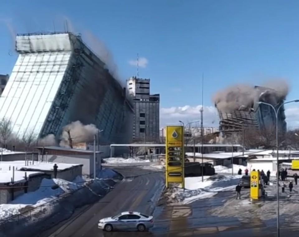 Элеватор в муроме снос элеватор рудный клад оренбургская область