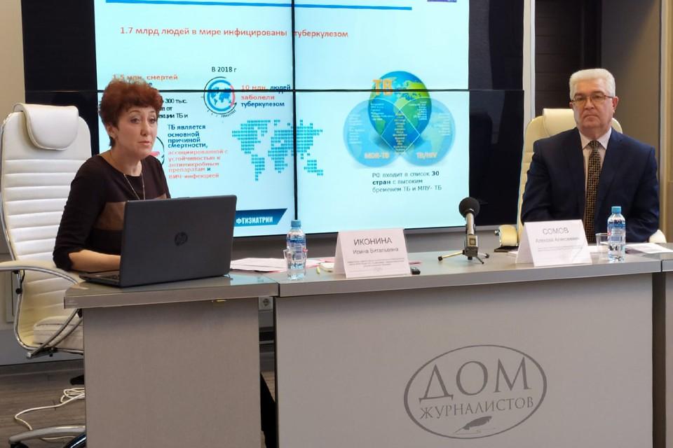 Ирина Иконина и Алексей Сомов рассказали о том, как обстоит ситуация в регионе с одним из самых грозных заболеваний