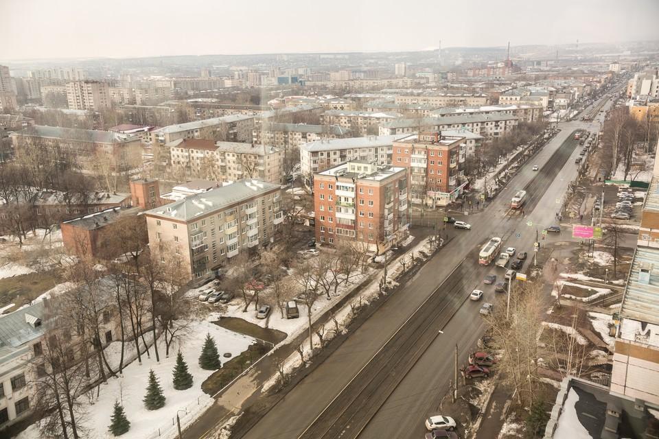 До +5 °С ожидается 25 марта в Ижевске