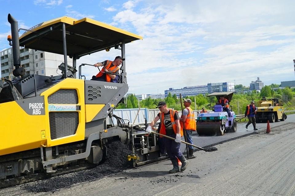 В Хабаровск на ремонт дорог поступило полмиллиарда рублей