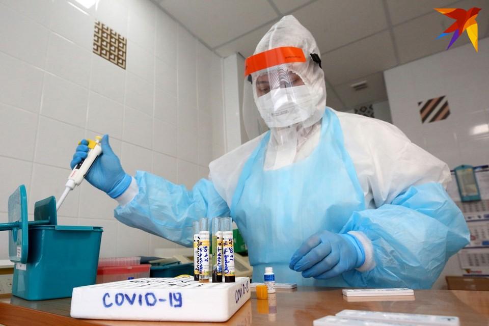 Караник объяснил, почему три больницы Брестской области начали снова принимать пациентов с коронавирусом