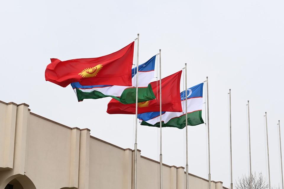 В Ташкенте прошли переговоры по кыргызско-узбекской границе.