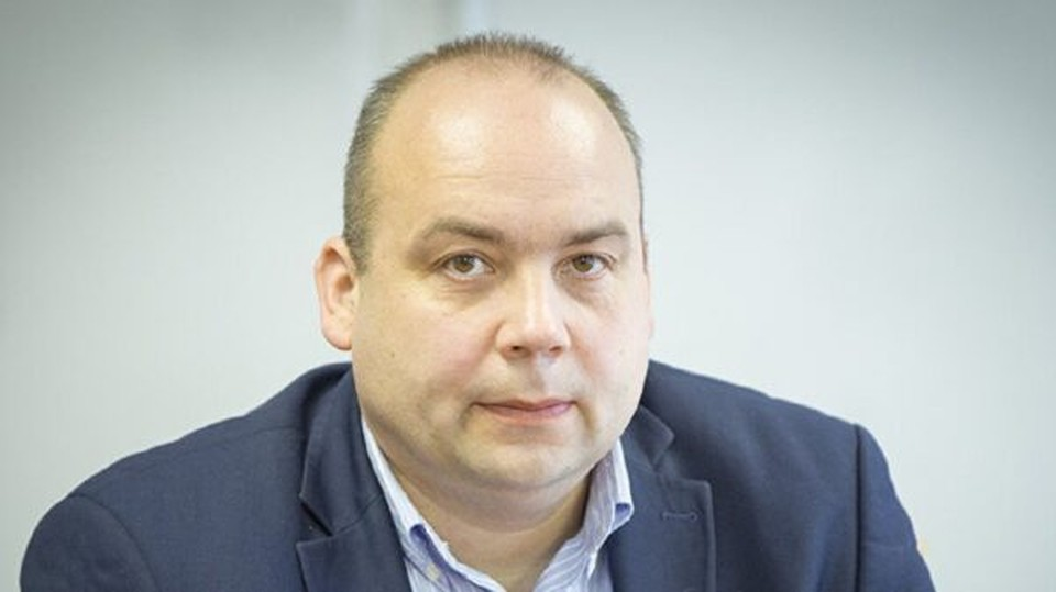 Политолог Корнелиу Чуря. Фото:a-tv.md