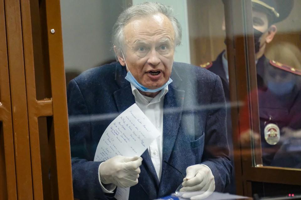 Олег Соколов впервые высказался о приговоре
