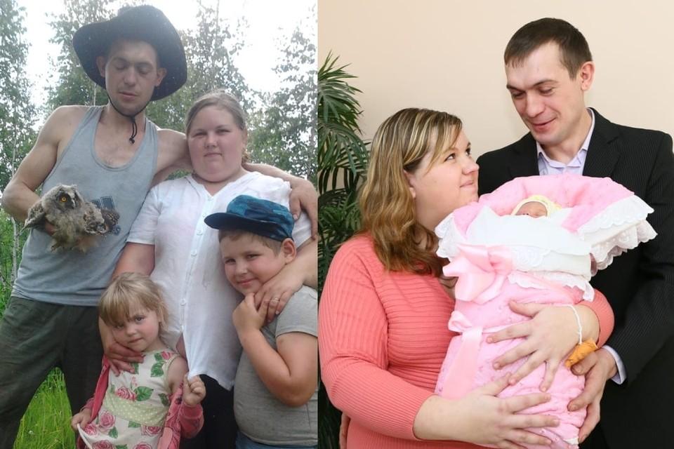 Любимую жену новосибирец потерял 1,5 года назад. Фото: личный архив.