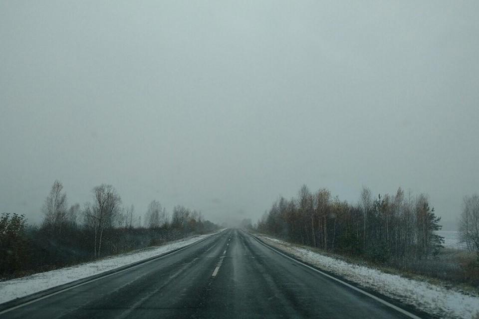 Водителям стоит быть аккуратнее на дорогах ночью и утром.
