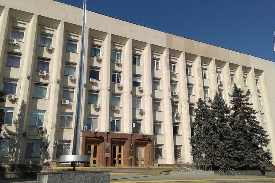 В Симферополе стартовал конкурс на должность главы администрации