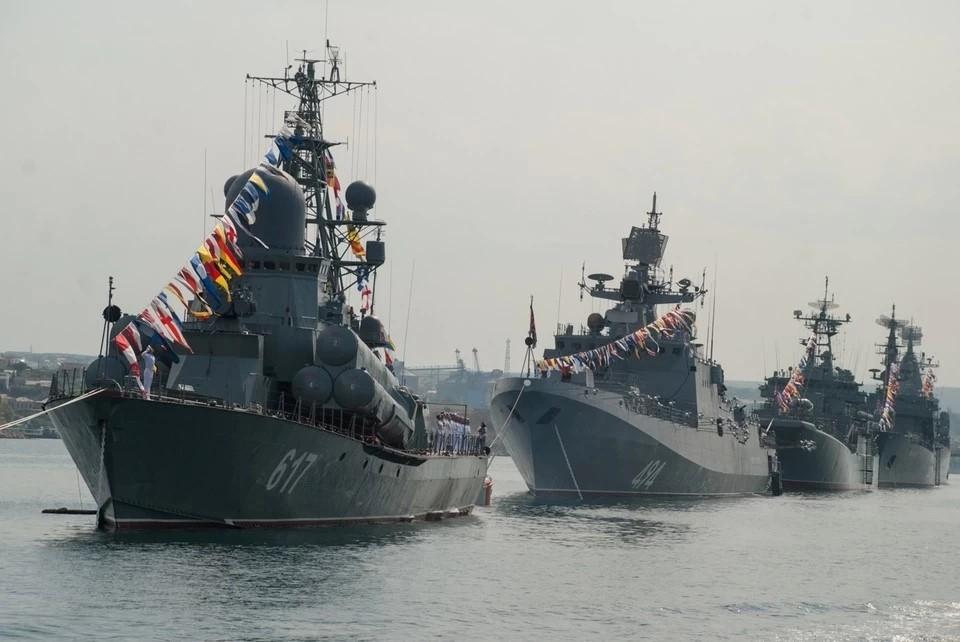 Россиянка передавала сведения из Черноморского флота, относящиеся в государственной тайне