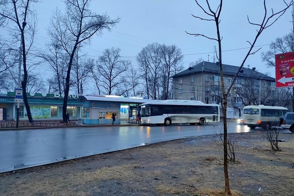 Погода на 30 марта: в Хабаровске пройдет дождь и возможно мокрый снег