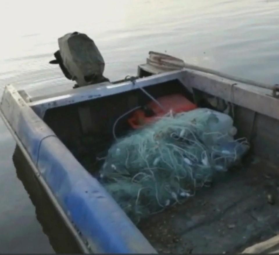 В Астраханской области сотрудники полиции продолжают ведение 1 этапа операции «Путина», в результате которого одного из местных жителей поймали на добыче рыбы незаконным способом