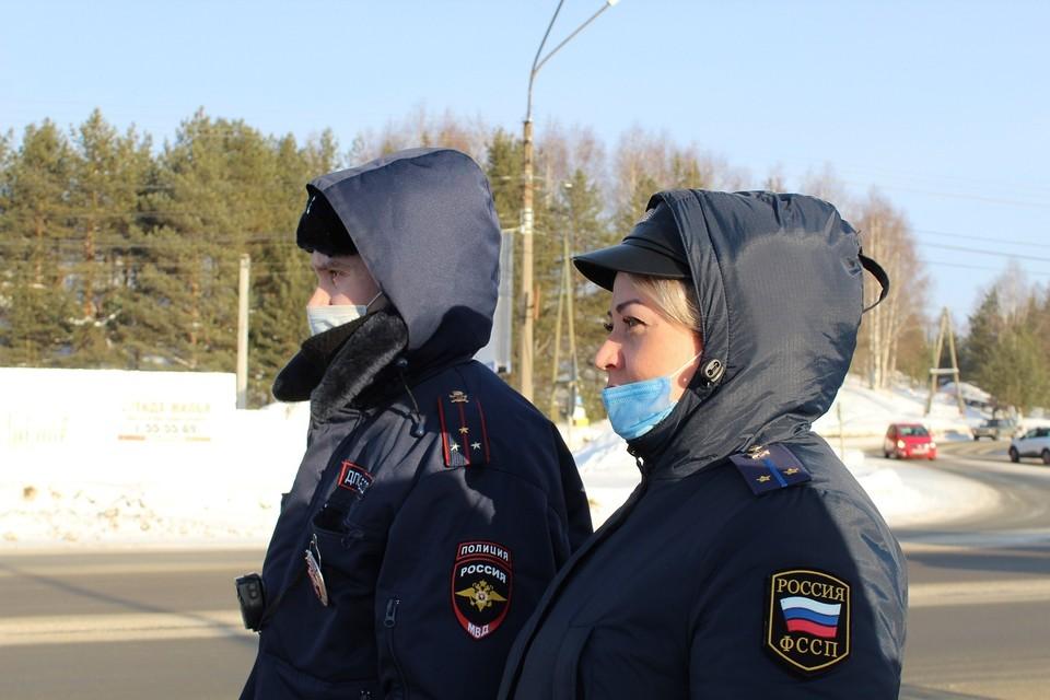 Фото: пресс-служба управления ФССП по Коми