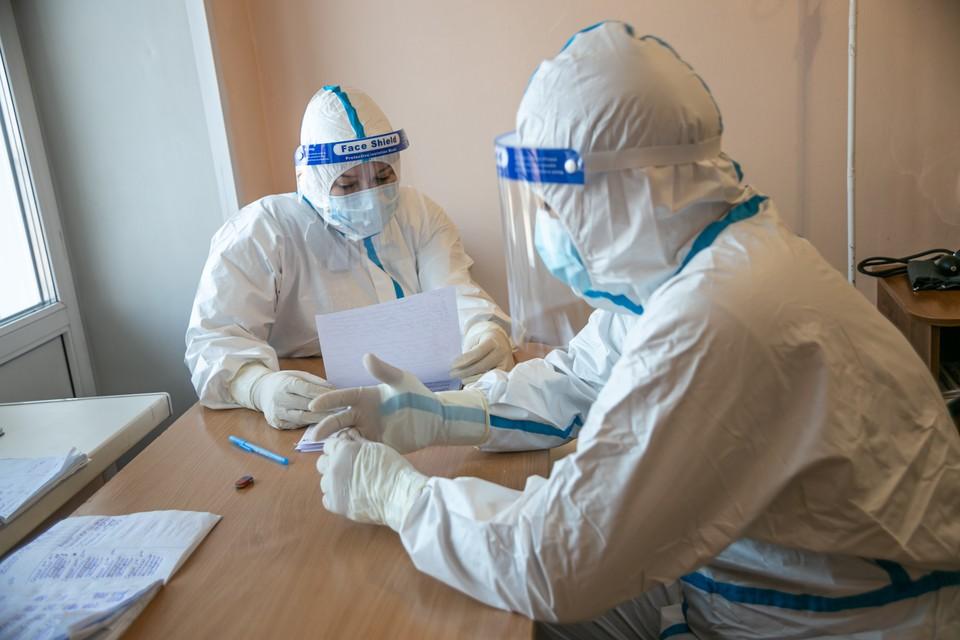 Всего с начала пандемии в Белгородской области коронавирусом заболели 34195 человек.