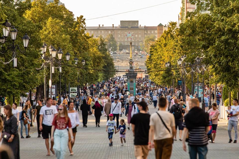 Всего в списке помимо Челябинска числится 20 городов