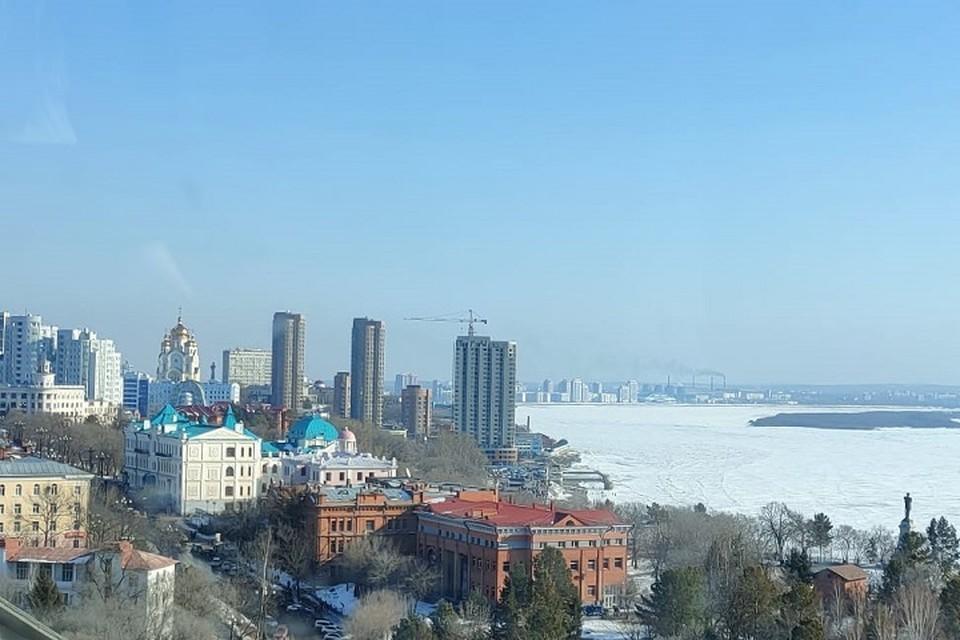 Погода 31 марта: в Хабаровске дождя не будет, днем потеплеет до +8 градусов