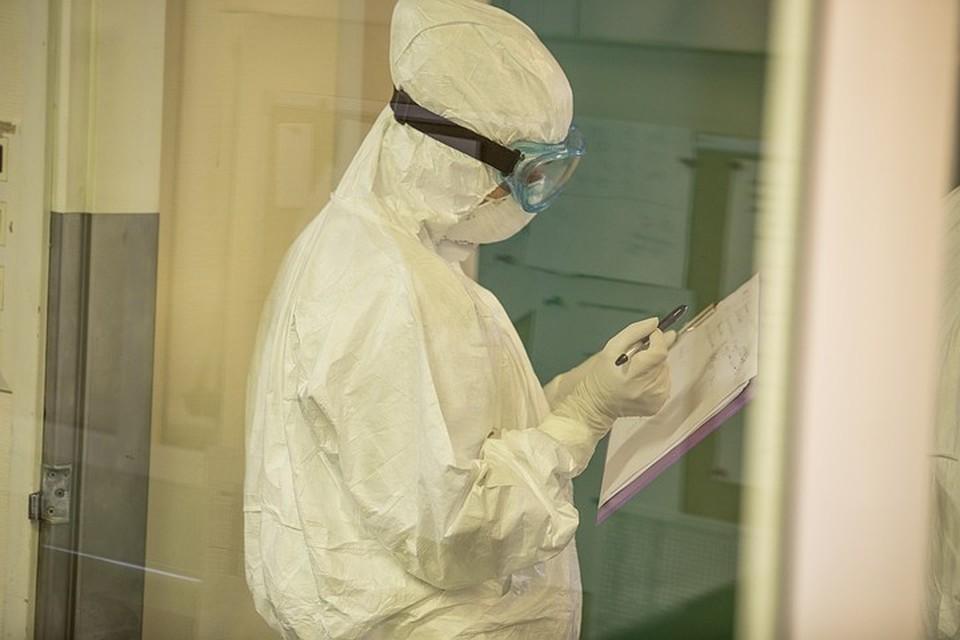 С начала пандемии COVID-19 там был выявлен у 50 726 человек.