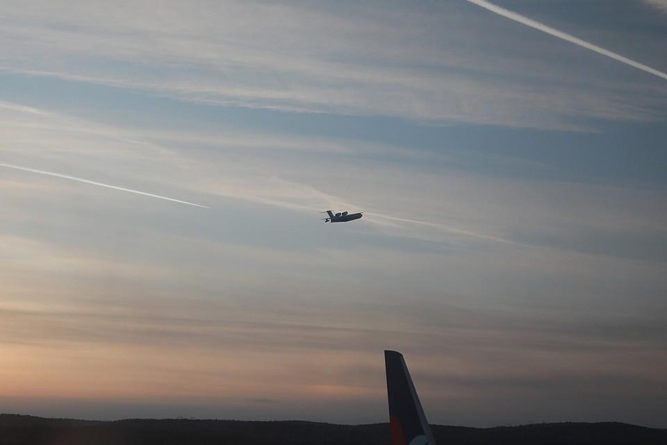 В аэропорту Якутска задымился самолет Ан-24
