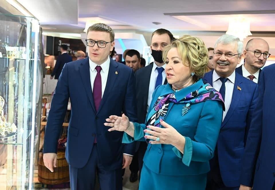 В Совете Федерации завершились Дни Челябинской области. Фото: gubernator74.ru