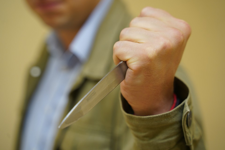 Ревнивец нанес 17 ударов ножом