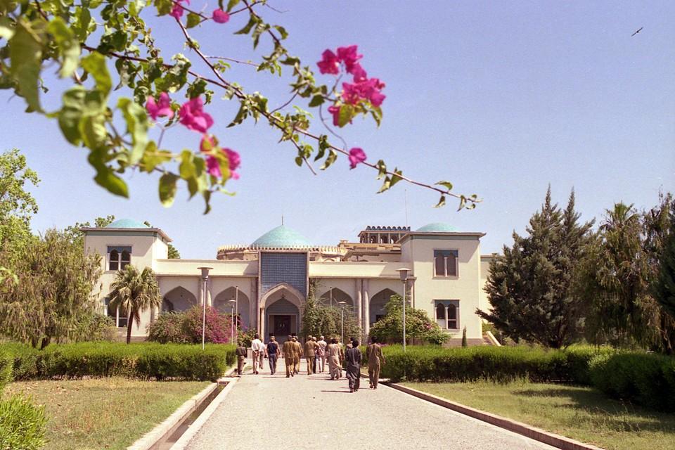 Сергей Бахтурин координировал штурм дворца Амина, приведшую к свержению и казни действующего правителя Афганистана Амина Хафизулла