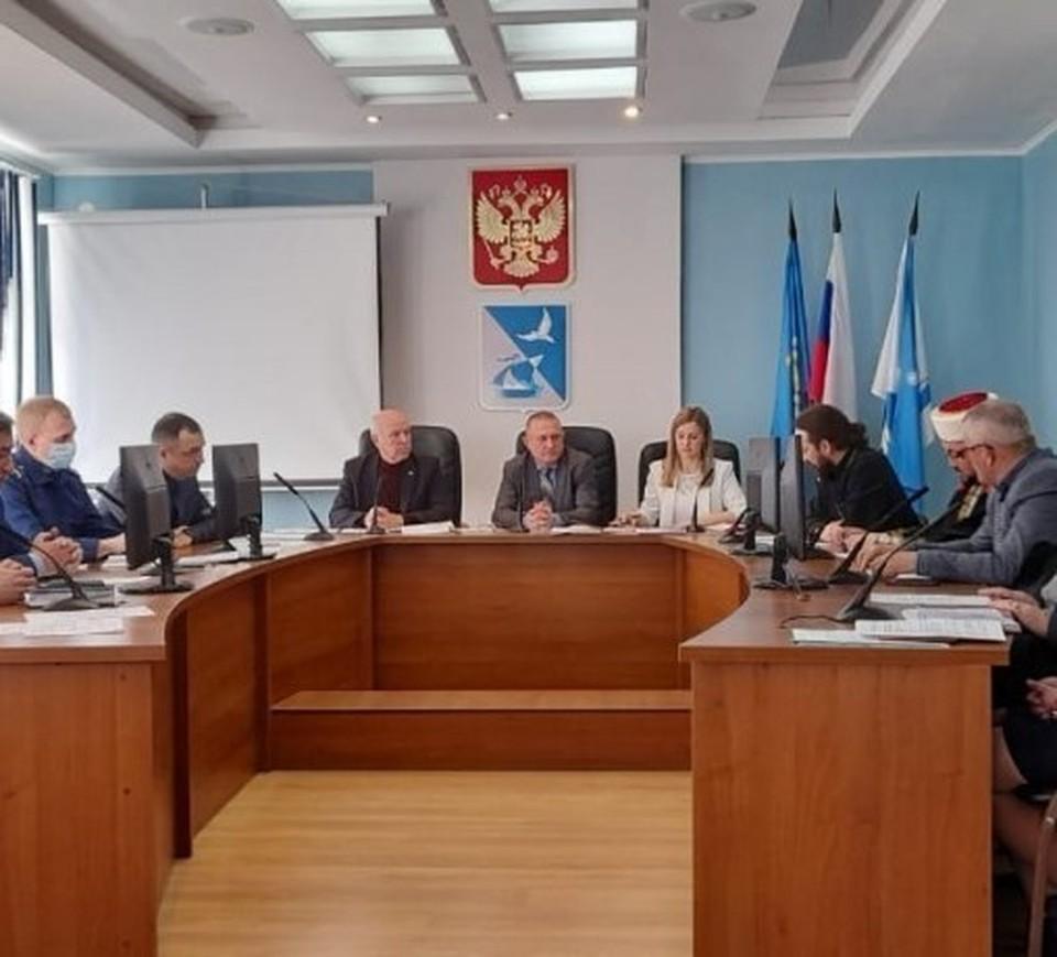 При администрации Ахтубинского района Астраханской области создан этноконфессиональный совет