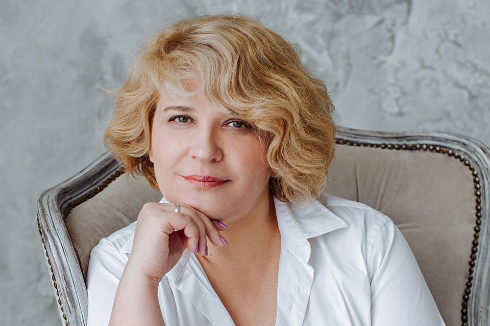 Директор клиники «1+1» Татьяна Тищенко. Фото предоставлено ООО «Клиника НМТ».