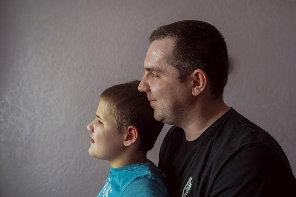 Отцы детей с аутизмом знают, как найти общий язык с ребенком