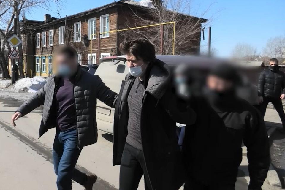 Задержанный признался, что сам связался с координаторами движения