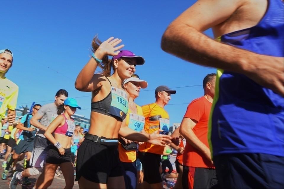 Народные спортсмены пробегутся по Радужным мостам Олимпийского парка