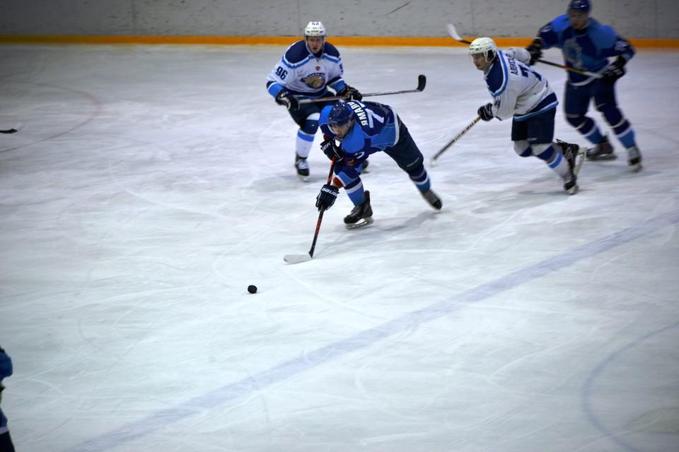 ХК «Белгород» в обоих раундах плей-офф провел по пять матчей. Фото mhkbel.beluo31.ru.
