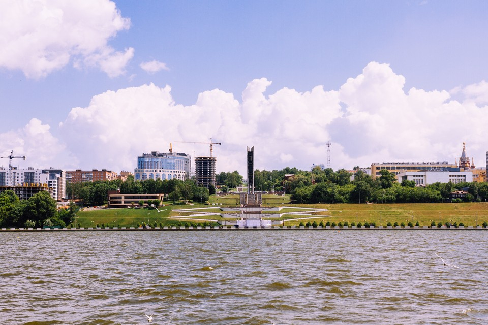 Минстрой России признал Ижевск городом с благоприятной средой