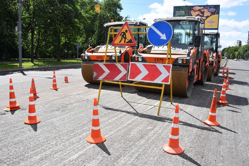 Основные работы по реконструкции улиц на магистрали Таганка – Липецкая будут завершены в 2021 году.
