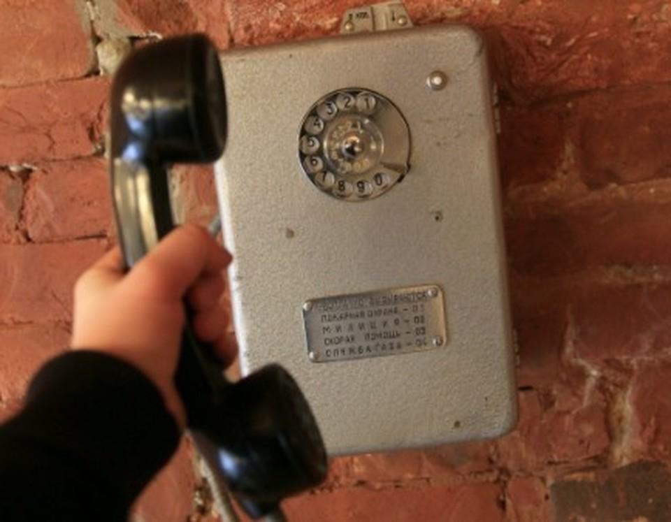 Из маленьких населенных пунктов России уберут таксофоны