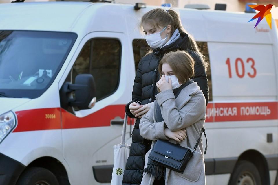 Количество зараженных коронавирусом в Беларуси на 5 апреля 2021 года: 986 новых случаев COVID-19, снова девять смертей.