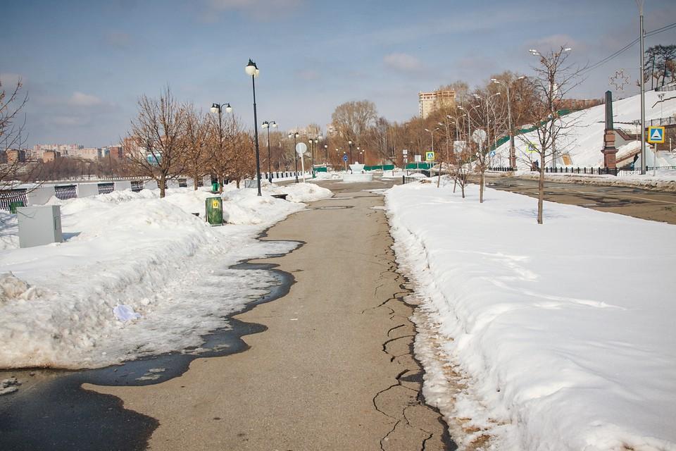 Рассказываем о погоде в Ижевске на 6 апреля
