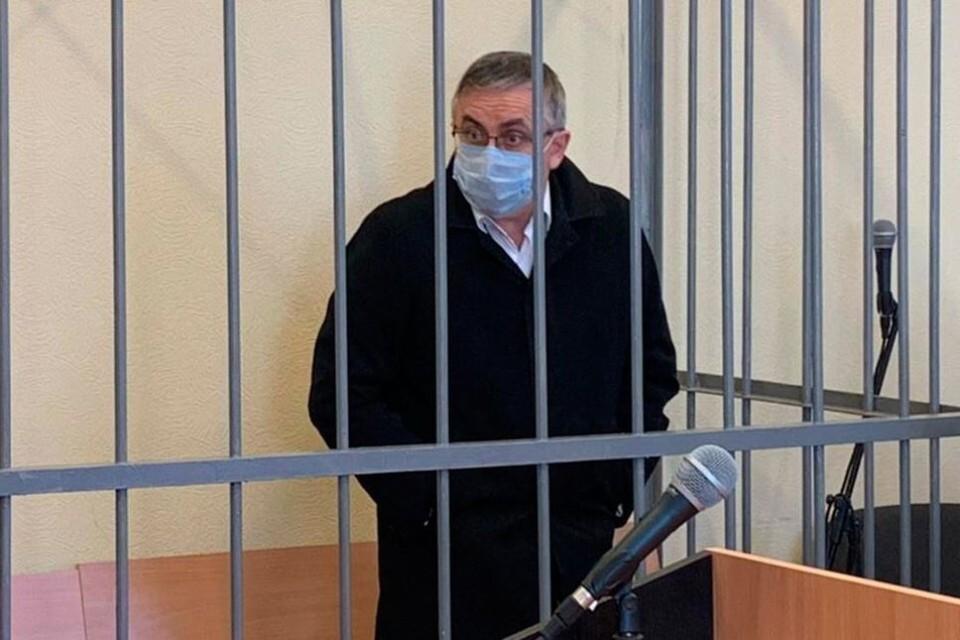Главный нефролог Петербурга дал чистосердечное признание в убийстве жены / Фото: Объединенная пресс-служба судов Петербурга