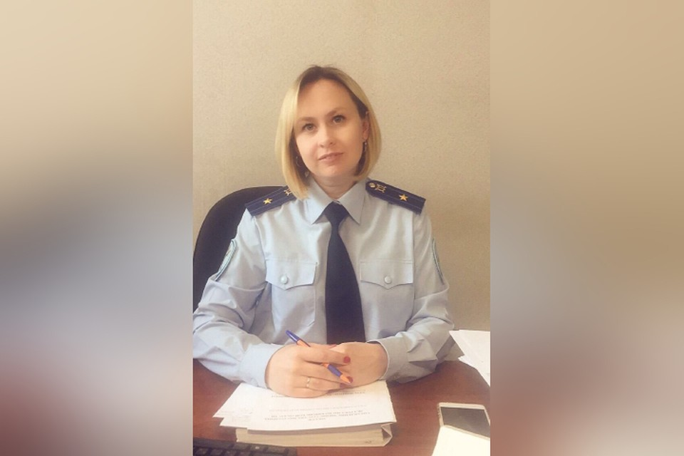 В правоохранительных органах Мария работает уже 15 лет. Фото: предоставлено героиней публикации