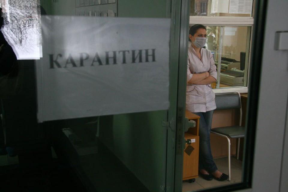 В бишкекских школах снова объявлен карантин по ковиду.